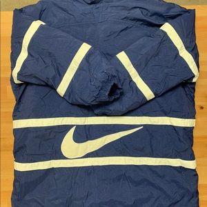 Vintage Nike Blue Jacket